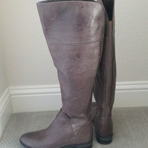 Refurbished Vince Cantor Riding Boot sz 8.5